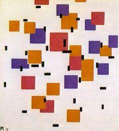 Mondrian Chronos