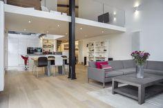 Havwoods floor. Penthouse, Birmingham.