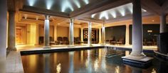 What about a spa day at Alexander House?  Ideal for a busy mum to relax after the Christmas holiday!  www.alexanderhouse.co.uk