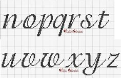 Oie!!!  Como sempre, passando rapidinho pra postar este monograma que fiz pra minha amiga do orkut Adriana!!! Espero que vcs também gostem!!...