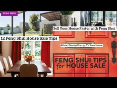 Feng Shui Tips for Quick House Sale - YouTube