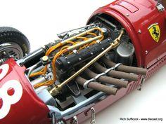 "Diecast Car Forums - 1952 Ferrari 500 F2 Short Nose #28 ""Nino"" Farina-GP Switzerland Pole – Diecast Zone"