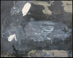 The Art Collective - Andrew Crane - Cement on canvas/panel