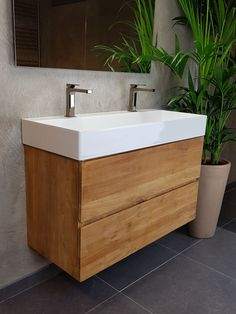 Garage Studio, Solid Surface, Bathroom Inspiration, Bathroom Ideas, Sink, Bathtub, Loft, Interior Design, House