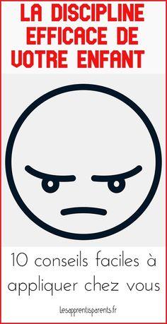 La discipline efficace de votre enfant 10 conseils faciles appliquer chez vous tips for parents of kids on the autism spectrum who don t respond well to discipline Peaceful Parenting, Gentle Parenting, Parenting Advice, Natural Parenting, Child Behavior Problems, Kids Behavior, Education Positive, Positive Behavior, Anxiety In Children