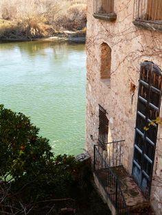 Pinell de Brai , Benifallet i Miravet , Río Ebro