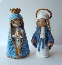 amigurumi amigurumi boneca Salve a Imagem e Clique par Crochet Toys Patterns, Crochet Motif, Crochet Crafts, Crochet Dolls, Crochet Yarn, Crochet Projects, Kawaii Crochet, Crochet Disney, Amigurumi For Beginners