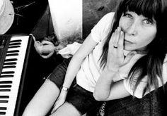Rita Lee, na época dos Mutantes, por Leila Lisboa