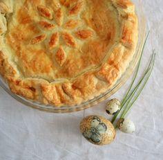 torta pasqualina #ricetteaquadretti #thisishome
