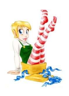 Jingle Belle Color by ArtofLaurieB on DeviantArt