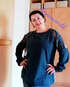 My New Outfits From Dropship Clothes New Outfits, Fashion Outfits, Grey Sweater, Tunic Tops, Plus Size, Lingerie, Summer Dresses, Clothes For Women, Stylish