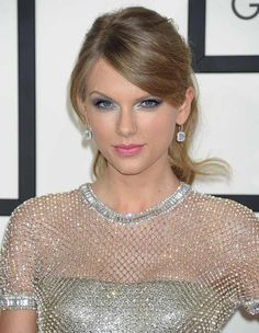 Taylor Swift at 2014 Grammy A... is listed (or ranked) 3 on the list The Most Beautiful Taylor Swift Pics Ever