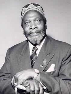 Jomo Kenyatta, pan-Africanist