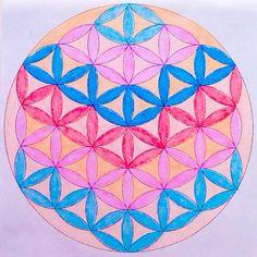 144. слияние мужского и женского... танец энергий...  ❤️  цветение сердца, flower of live, meditation, квантовая терапия, арт, mandala art, сакральная геометрия, рисование, painting, медитация, 365 flowering heart, правополушарное, ом, интуитивное рисование, quantum therapy, art, om, мандала, mandala, sacred geometry, artkatarina, метафизика, сакральное рисование
