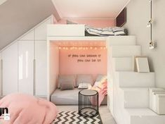 7 Admired Tips AND Tricks: Modern Minimalist Bedroom Mid Century colorful minimalist home bed frames.Minimalist Bedroom Interior Wardrobes colorful minimalist home bed frames. Cute Bedroom Ideas, Girl Bedroom Designs, Awesome Bedrooms, Trendy Bedroom, Bedroom Modern, Cool Teen Bedrooms, Bunk Bed Ideas For Small Rooms, Small Bedroom Ideas For Teens, Small Room Design Bedroom