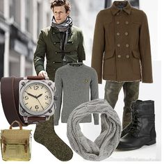 Military | Men's Outfit | ASOS Fashion Finder