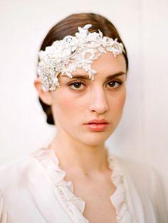 Twigs Honey Vintage Bridal Hair Accessories