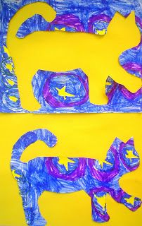 Lessons from the K-12 Art Room: Van Gogh's Cat