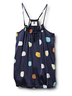Painted Dots Tank <3 <3 it !
