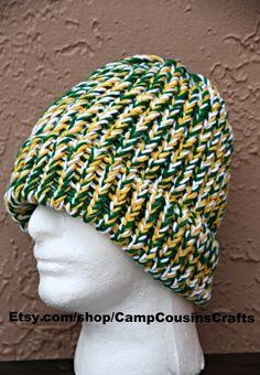 Reserved for a Bison fan  )North Dakota NDSU BISON Knit hat c8d5e33af3e3