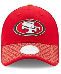 New Era Women s San Francisco 49ers Sideline 9TWENTY Cap Men - Sports Fan  Shop By Lids - Macy s d98ebe810