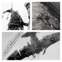 Pearl harbor. Navigator from the shot down torpedo Nakajima B5Ns his body was stuck in the plane at the bottom off harbor for 3 weeks until divers cut him free and floated to the surface. His face had been eating by crabs. The American wanted his boots and couldn't get them off because he was swollen so they cut his feet off.