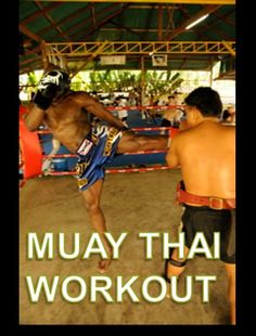 MUAY THAI STRENGTH AND CONDITIONING CIRCUIT