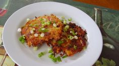 These creative potato pancakes have ham and mozzarella cheese for a kicked-up version of the traditional potato pancake.