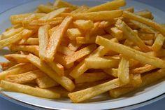 Las patatas fritas, un alimento poco saludable para tu cuerpo