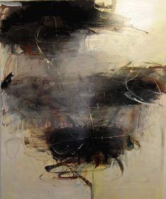 "dailyartjournal:Tom Lieber, ""Black Pot I"", oil on canvas"