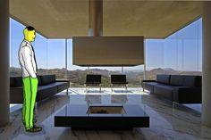 BF House in Brazil - A house as a platform in a single level   http://mhllt.com/bf-house/ #VillaNovaDeLima #MinasGerais #Brazil #HumbertoHermetoArquitetura #Architecture #Design #Interior #Exterior #Furniture #Home #House #Residence #mhllt