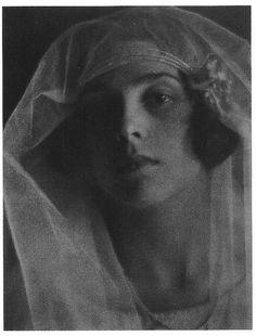 Bride -  c1920  -  Edward Weston by cheryldecarteret, via Flickr