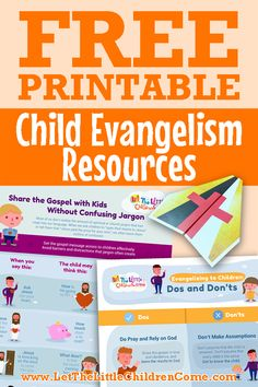 Creative, fun ways to share the gospel.