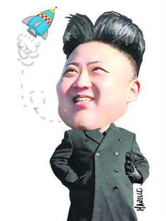 Kim Jong Un, el dictador impredecible. La nueva amenaza nuclear proviene de una Corea del Norte regida por un dictador de 30 años, conocido más por sus aficiones deportivas o de entretenimiento, que por la profundidad de sus ideas políticas.