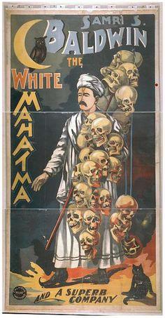 Samri S. Baldwin, the white mahatma and a superb company