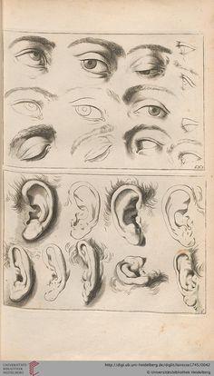 Drawing eyes.                                                                                                                                                                                 Mehr