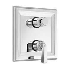 american standard t555740 thermostatic mixing valve trim and cartridge polished chrome faucet thermostatic valve