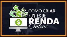 Curso Fontes de Renda Online - Plano detalhado para LUCRAR entre R$ 25,0...