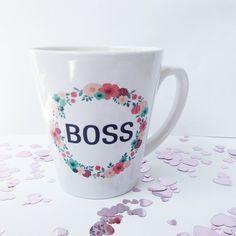 Coffee Mug - BOSS