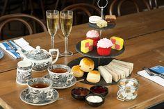 Sparkling Afternoon Tea for 2 @ Dakota Hotel