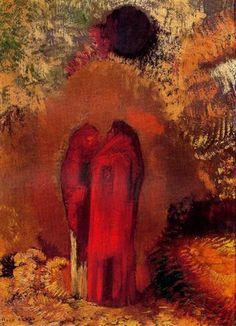 Silence - Odilon Redon