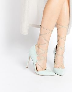 ASOS PILOT Pointed High Heels