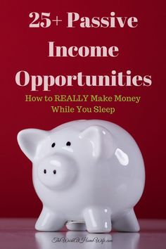 Many home business owners and side-giggers are constantly on the lookout for passive income streams.Finding the right passive income opportunities that meet your skills and schedule can greatly increase your income.
