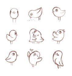 birds,... so cute :-) #myheartismelting