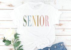 Alpha Phi Omega, Alpha Epsilon Phi, Kappa Alpha Theta, Sorority Shirts, Women's Shirts, Gamma Sigma Sigma, Senior Shirts, Class Of 2020, High School Seniors