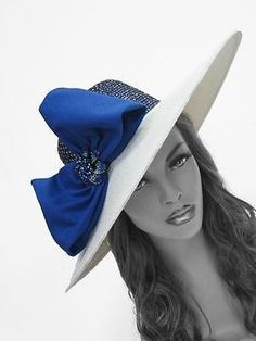 Anabella-Church-Kentucky-Derby-Hat-Ashro-Ascot-Mother-Bride-Wedding-MORE-COLORS