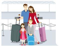 Voo internacional com crianças e a bagagem de mão. Dúvidas frequentes para novos ou viajantes frequentes, mas que levam crianças ou bebês pela primeira vez.