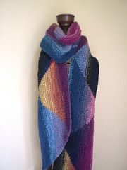 Ravelry: Side to Side Scarf pattern by Frankie Brown
