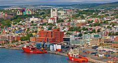 The Battery - St. John's, Newfoundland, Canada