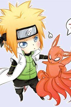 Minato from Naruto